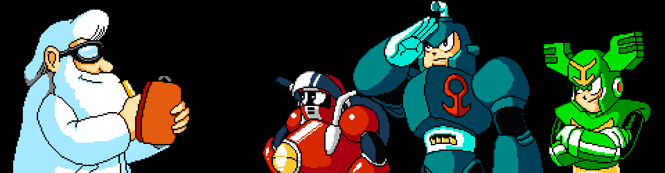 Mega Man: Rock Force